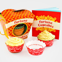 Fortune Cupcake Kit at Firebox.com
