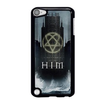 HIM BAND HEARTAGRAM iPod Touch 5 Case Cover