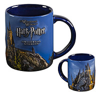Universal Studios The Wizarding World Harry of Potter Castle Coffee Mug New