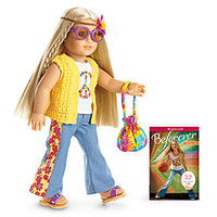 American Girl® Dolls: Julie® Doll, Book & Accessories