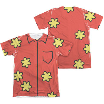 FAMILY GUY QUAGMIRE COSTUME Short Sleeve T-Shirt 1 or 2 Sided