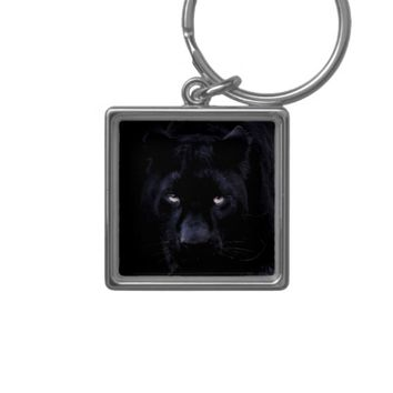 Black Panther Key Chain