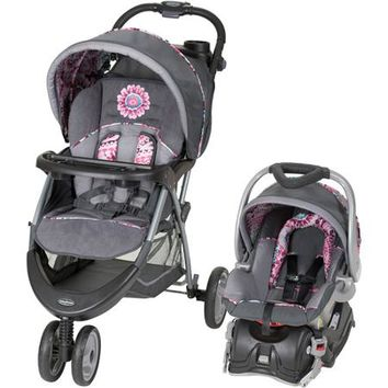 Baby Trend EZ Ride 5 Travel System, Paisley - Walmart.com