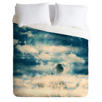 Belle13 I Know A Place Duvet Cover