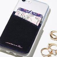 Velvet Phone Pocket