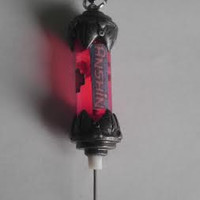 Borderlands 2 inspired Anshin Health Syringe Necklaces