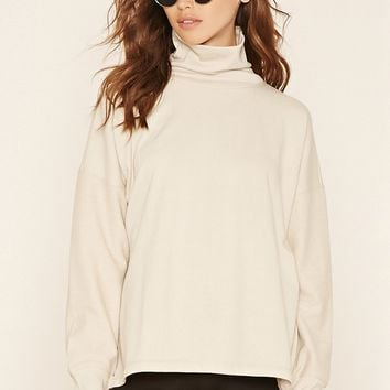Turtleneck Sweater Top
