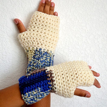 Crochet Fingerless Gloves/ Trending items/ Birthday Gift/ BBF Gift/ College trends/ Spring Fashion