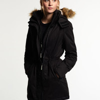 Microfibre Tall Windparka Jacket