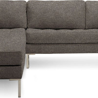 Paramount Left Arm Sofa with Right Arm Chaise