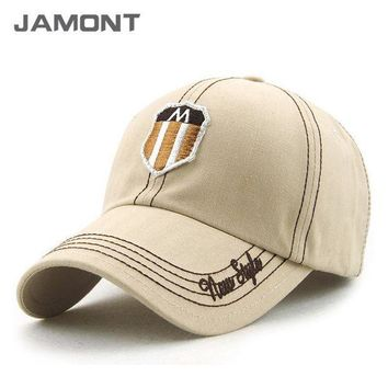 PEAPON [JAMONT] 2017 New Baseball Cap Men 6 Panel Snapbacks Bone Polo Hats for Men Z-5027