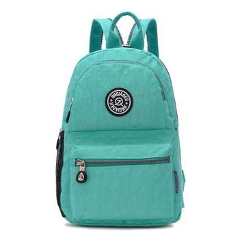 Student Backpack Children Backpack Student backpack Fashion waterproof backpack AT_49_3