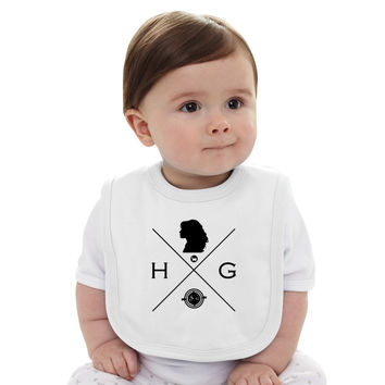 Hipster Potter Pals - Hermione Baby Bib