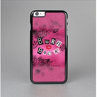 The Burn Book Pink Skin-Sert for the Apple iPhone 6 Plus Skin-Sert Case