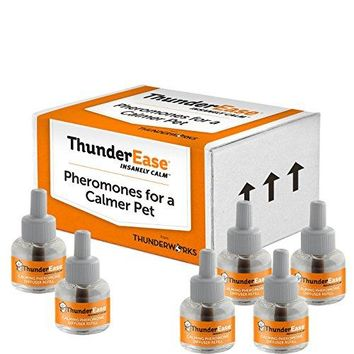 ThunderEase Calming Anti Anxiety Diffuser Refill for Cats 180DAYS