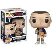 Funko POP! TV Stranger Things Eleven with Eggos - Walmart.com