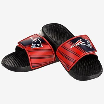 NFL Football Mens Legacy Sport Shower Slide Flip Flop Sandals - Pick Team ?