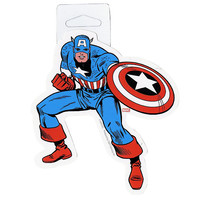 Marvel Captain America Classic Character Sticker