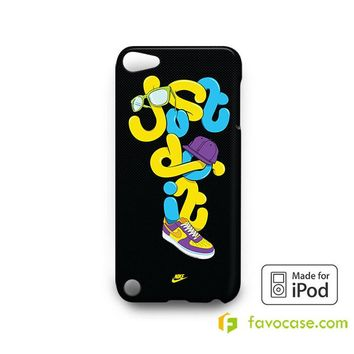 JUST DO IT 4  iPod Touch 4 5 6 Case