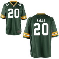 Nike Men's Green Bay Packers Customized Game Team Color Jersey