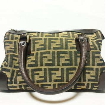 Authentic Fendi vintage handbag
