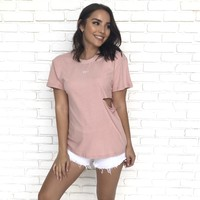 Like a Brat Top in Pink