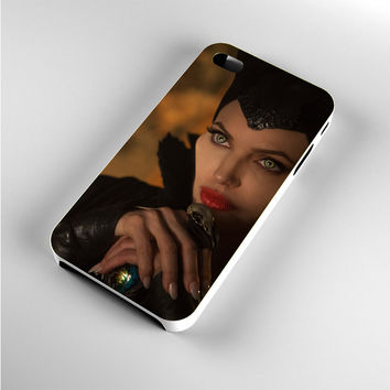 Angelina Jolie Disney Maleficent iPhone 4s Case