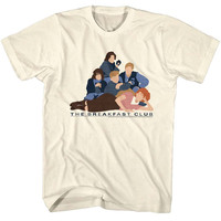 Breakfast Club Vector Club Tee Shirt