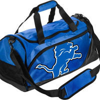 Detroit Lions LR Collection Duffle Bag