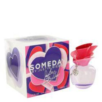 Someday Eau De Parfum Spray (unboxed) By Justin Bieber