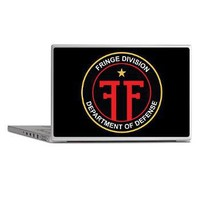 Fringe TV- Fringe Division Logo Laptop Skin from 404 Not Found at Other Peoples T-Shirts | See t-shirts other people are creating & wearing.