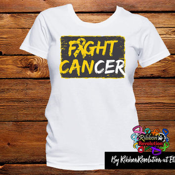 Fight Childhood Cancer Shirts