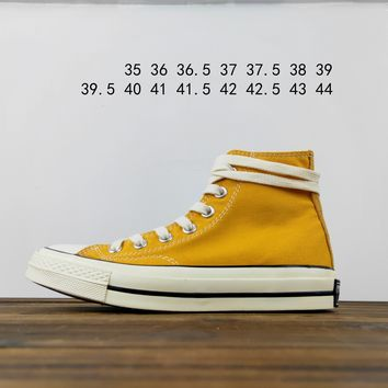 Kuyou Fa19630 Converse Chuck Taylor All Star 1970s 162050c High Top Canvas Shoes 003