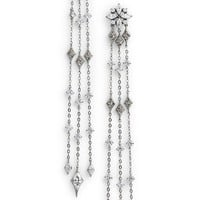 Nadri Noel Cubic Zirconia Duster Earrings | Nordstrom