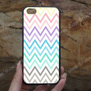 Custom pink Chevron iPhone Case,samsung case,iPhone 5C 5/5S 4/4S,samsung galaxy S3/S4/S5,Personalized Phone case