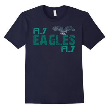 Fly Eagles Fly T Shirt Flying Eagles Gift