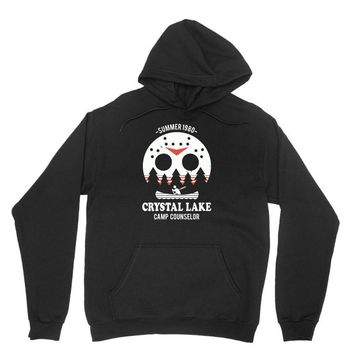 crystal lake camp counselor Unisex Hoodie