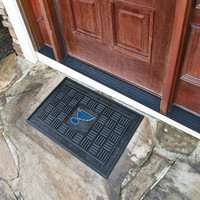 St. Louis Blues Medallion Door Mat