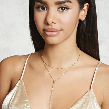 Drop Chain Choker