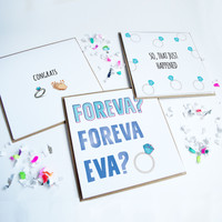 Wedding Bells Bundle of Cards