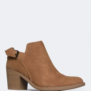 Theo Western Bootie