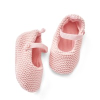 Garter stitch mary janes|gap