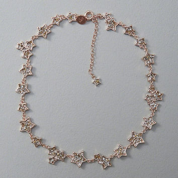 SHIMMER STAR NECKLACE