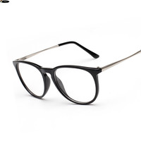 New Brand Designer Eyeglasses Frame Vintage Plain glass clear lens reading eyewear Optical Glass gafas armacao oculos de 4171