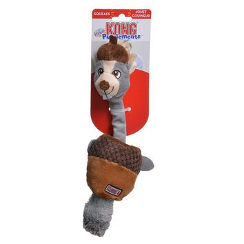 Kong Puzzlements Hiderz Dog Toys - Squirrel