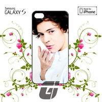 Harry Styles kiss Design for iphone, ipod touch and samsung galaxy case