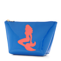 The Girl and The Water - lolo bag, avery case, mermaid, make up bag, watermelon, lolobag