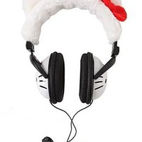 Hello Kitty Plush Headphones - 307835