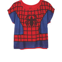 Spidey Suit Costume Tee
