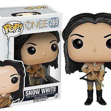 Funko Pop TV: Once Upon A Time - Snow White Vinyl Figure